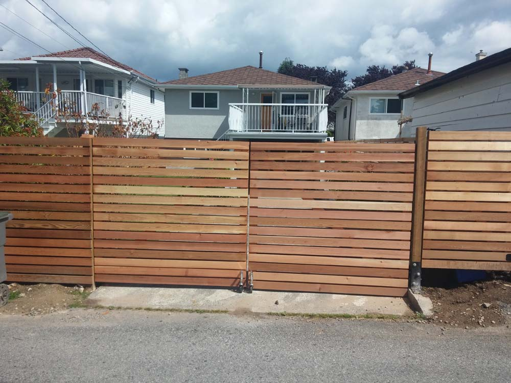Fence Installation Vancouver