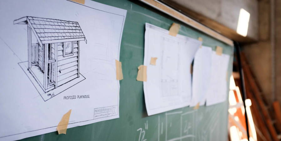 Playhouse Plans, playhouse designer and builder in Vancouver