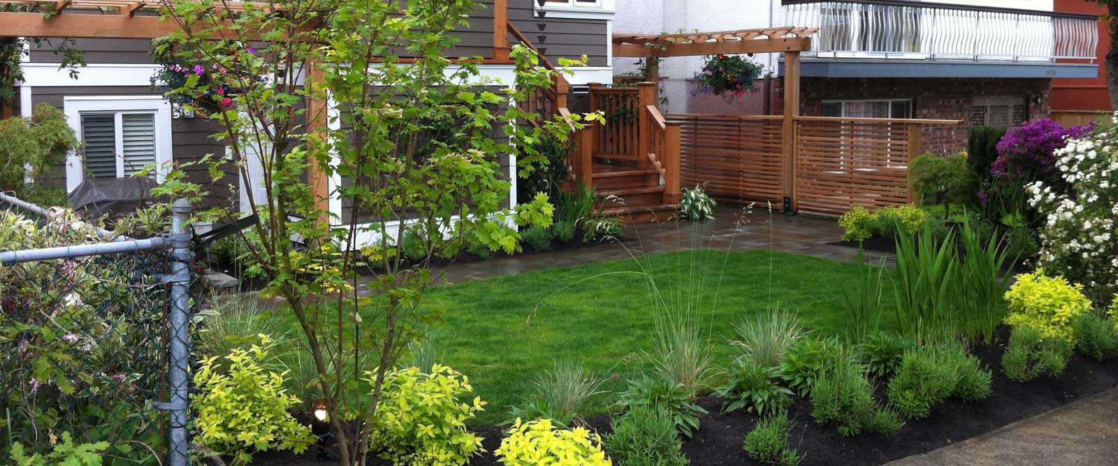Landscapers Vancouver, residential and commercial landscaping in Vancouver and Burnaby